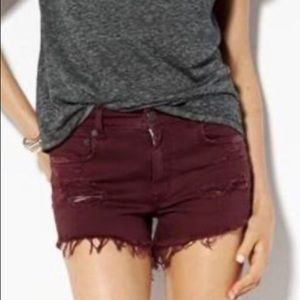 American Eagle Outfitters High Rise Shorts Size 12